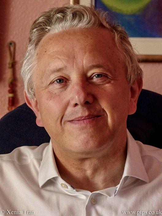 portrait of Paul Tran